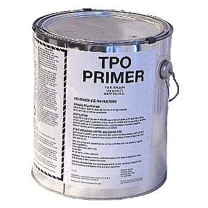 TPO PRIMER (1G) (ground shipment only) - TPO PRIMER. 1 GALLON/CAN. PRICE/CAN. (Flammable, high VOC, UPS Ground or Truck Shipment Only)