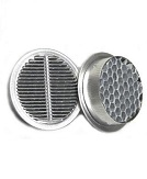 2 in. Round Fire Stopping Vents (1)