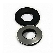 #10 X 3/8 in. Galv. EPDM Bonded Sealing Washer (1000) - #10 ID x 3/8 in. OD (ID fits #10 fasteners) 20 Gauge Hot-Dip Galvanized Steel with 0.065 Thick Bonded EPDM Rubber Washer. 1000/Bag. Price/Bag.