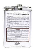 Weathered Membrane Cleaner (1G, truck shipment only)