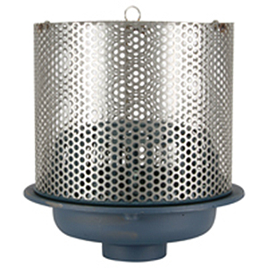 Main Green Roof Drain Perforated Removeable Stainless